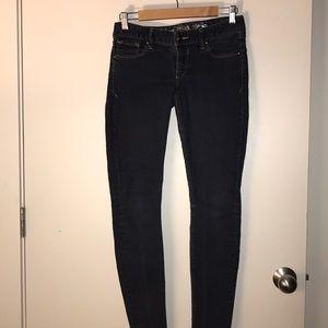 Express jean legging
